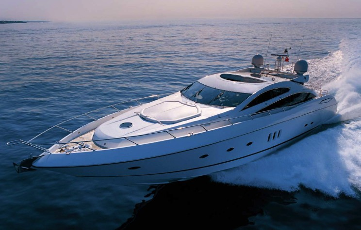 Luxury yacht for Charter | Gigiole by Sunseeker