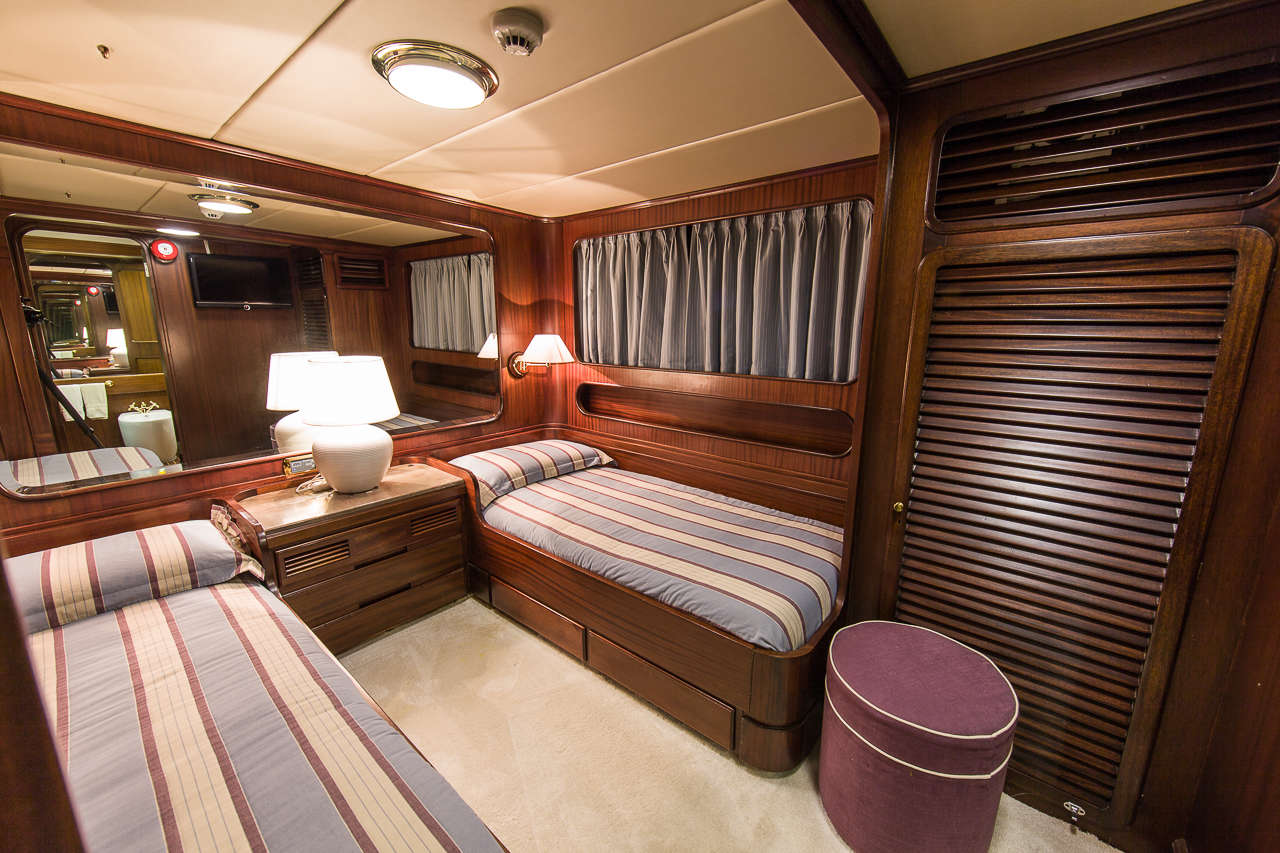 Twin stateroom starboard | India
