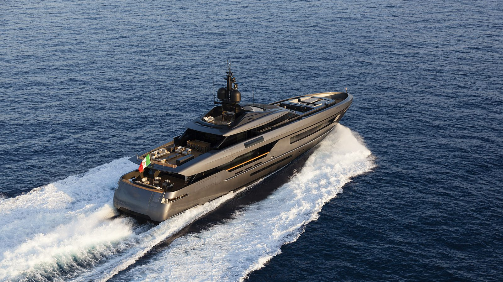 Luxury yacht for Sale | 46M Fast by Baglietto