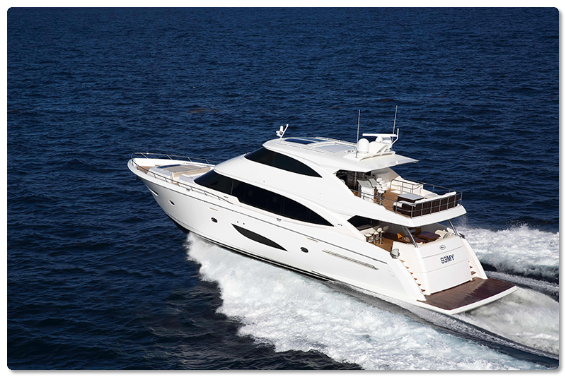 Luxury yacht for Sale | 93 Motor Yacht by Viking Yachts