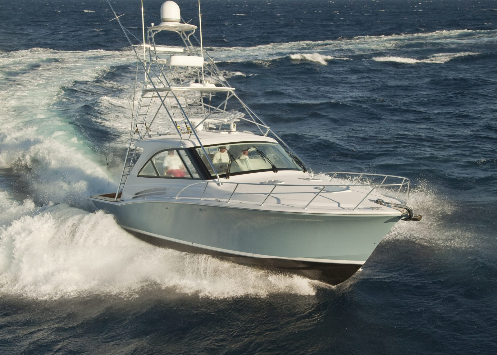 Luxury yacht for Sale | 45 Express by Hatteras Yachts