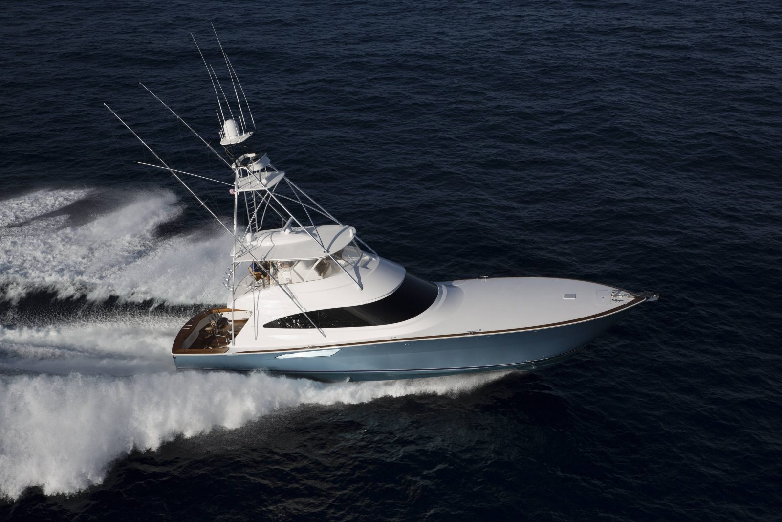 Luxury yacht for Sale | 72 Convertible by Viking Yachts