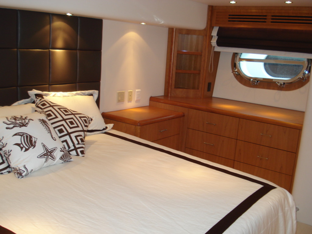 Master stateroom | Cleman