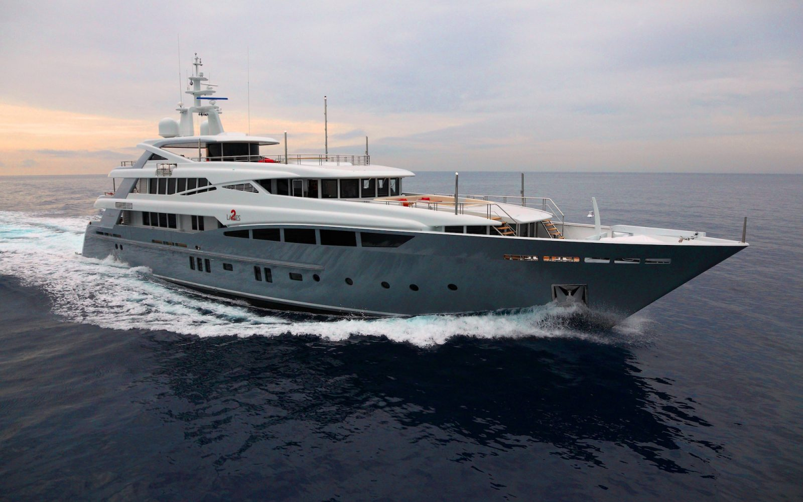 Luxury yacht for Charter | 2 LADIES by Rossinavi
