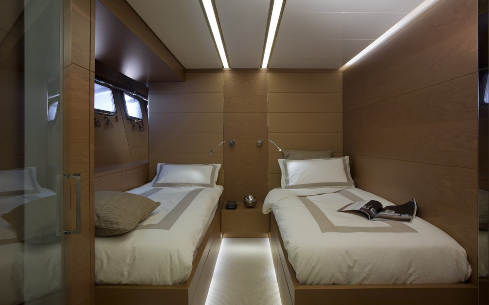 4A twin stateroom   4A