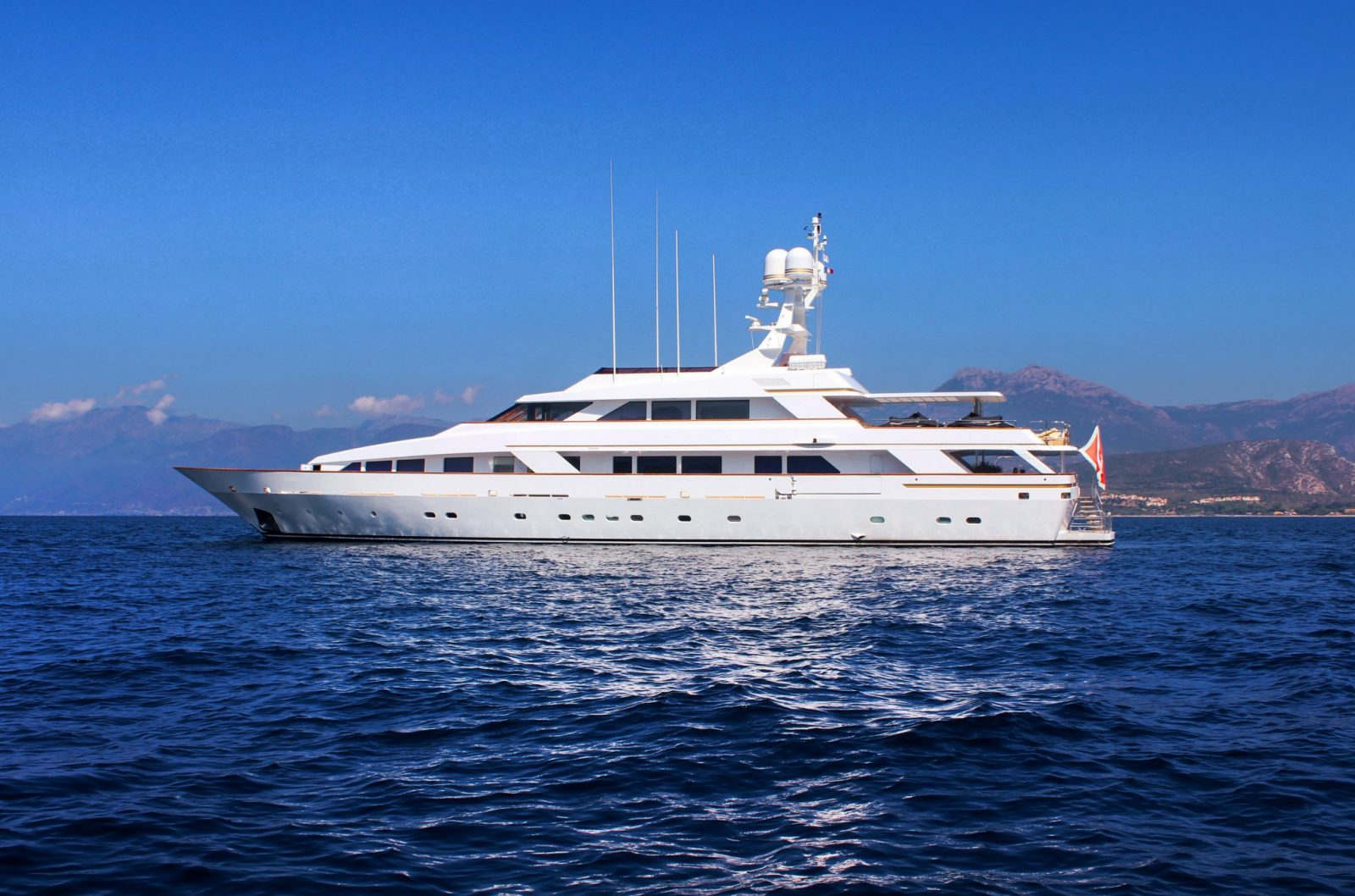 Luxury yacht for Sale | MISTRESS by Benetti