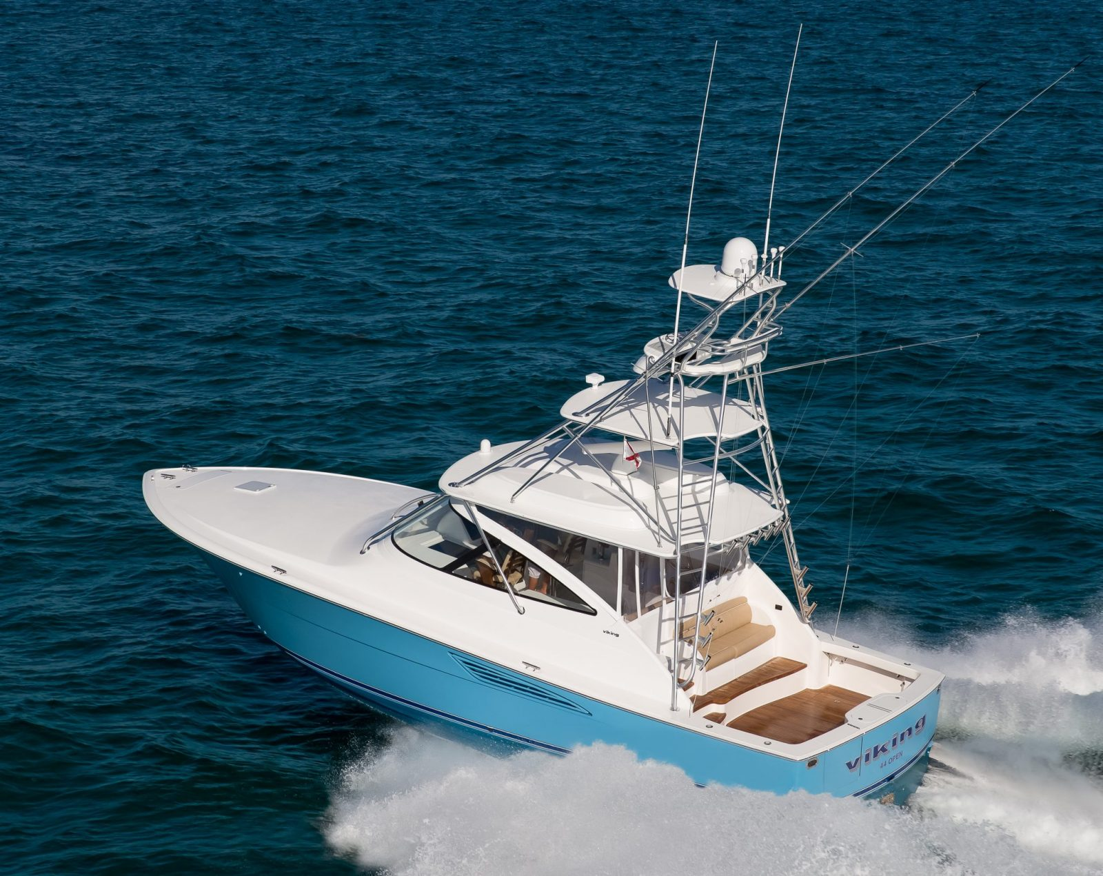 Luxury yacht for Sale | 44 Open by Viking Yachts