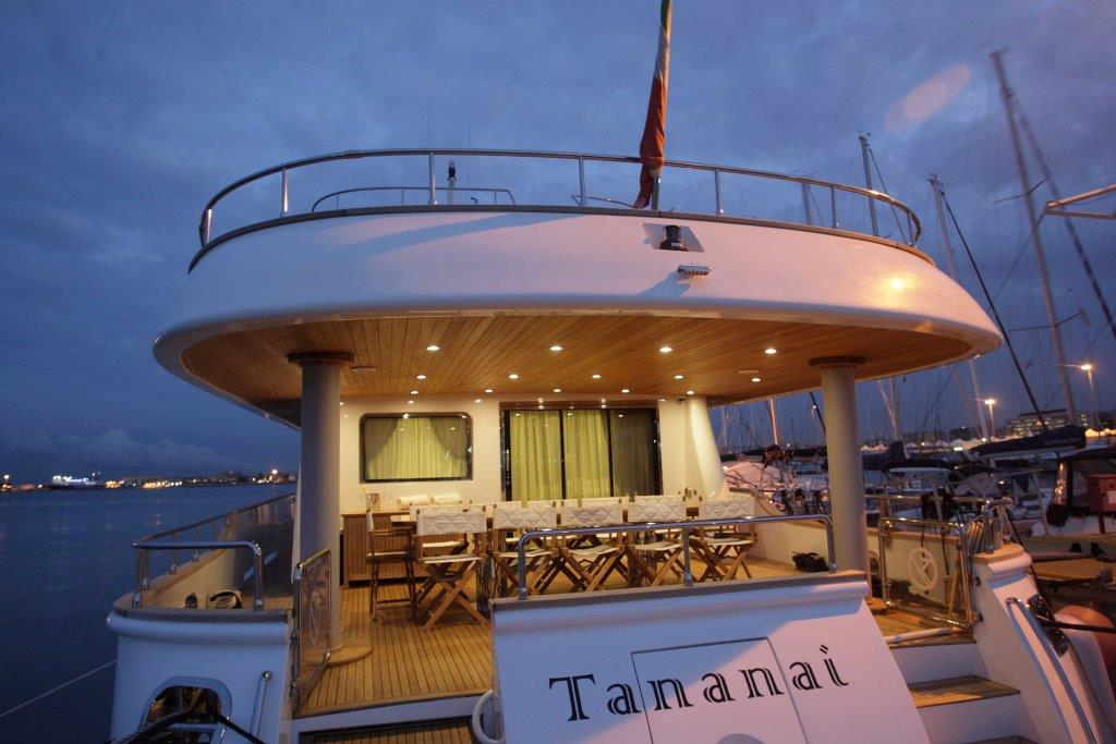 Tananai Post refit 8 | TANANAI