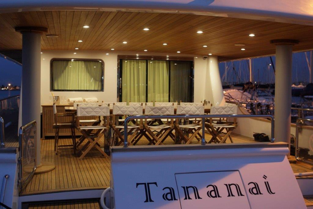 Tananai Post refit 9 | TANANAI