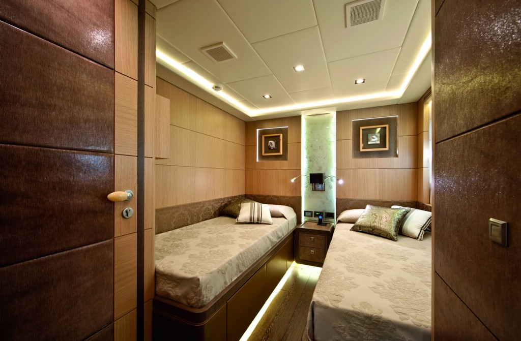 Twin Stateroom | Musa