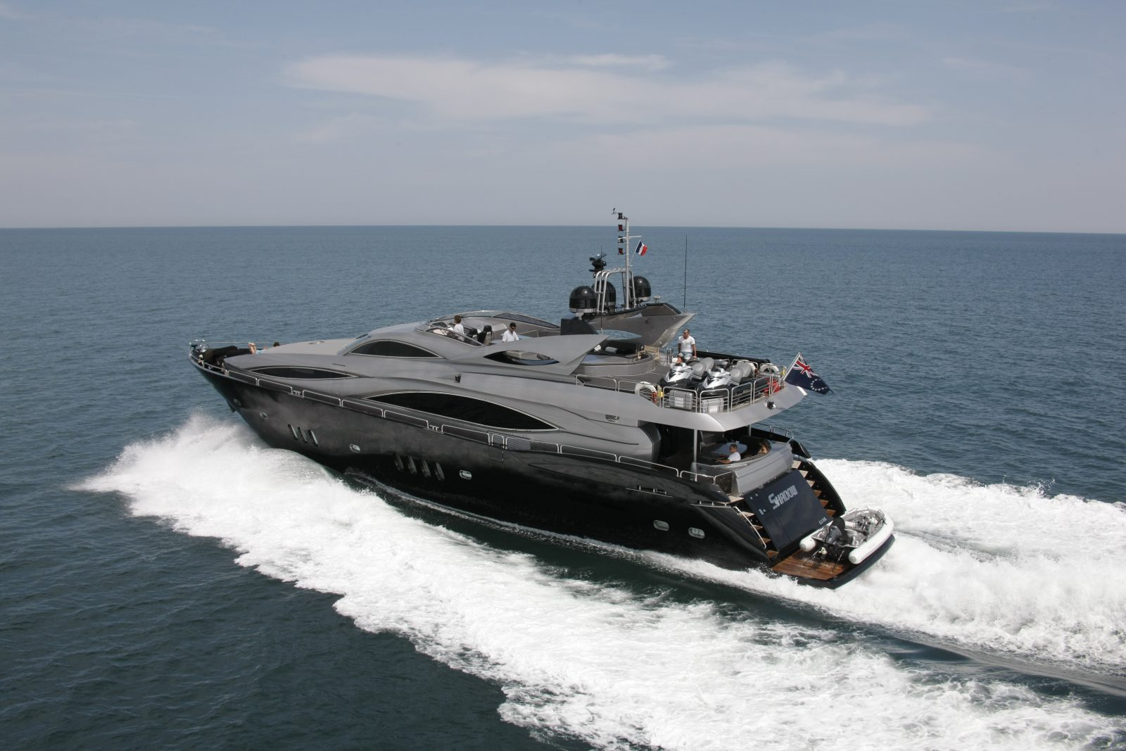 Luxury yacht for Sale | Shadow by Sunseeker