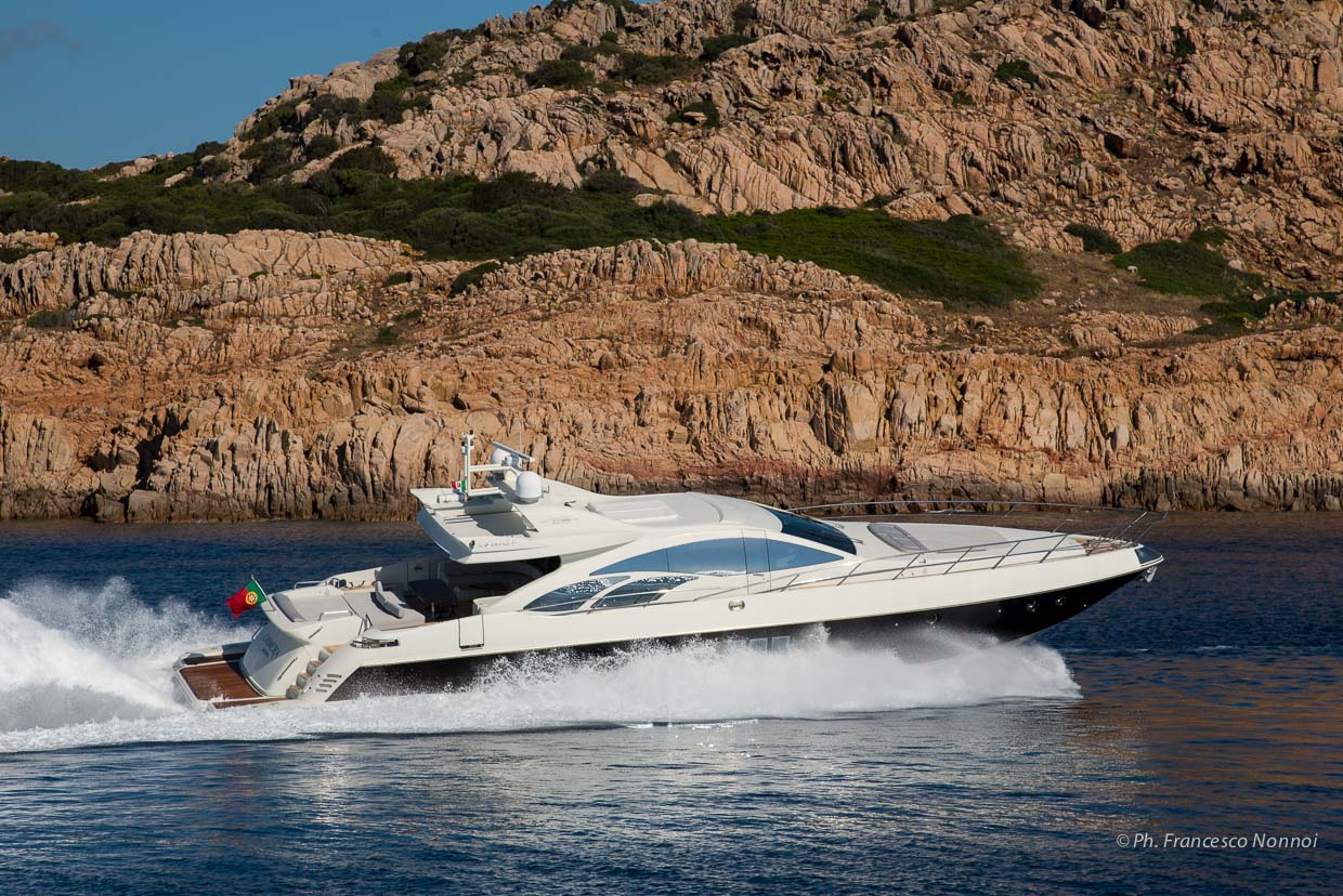 Luxury yacht for Sale or Charter | Chimera by Azimut