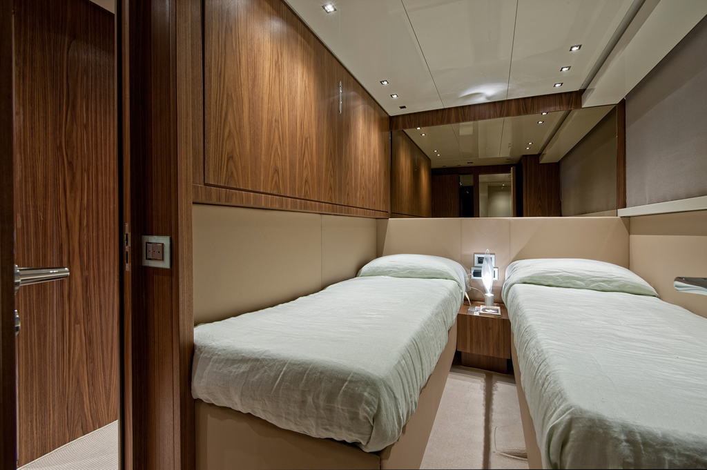 Twin Guest Stateroom | Fortuna